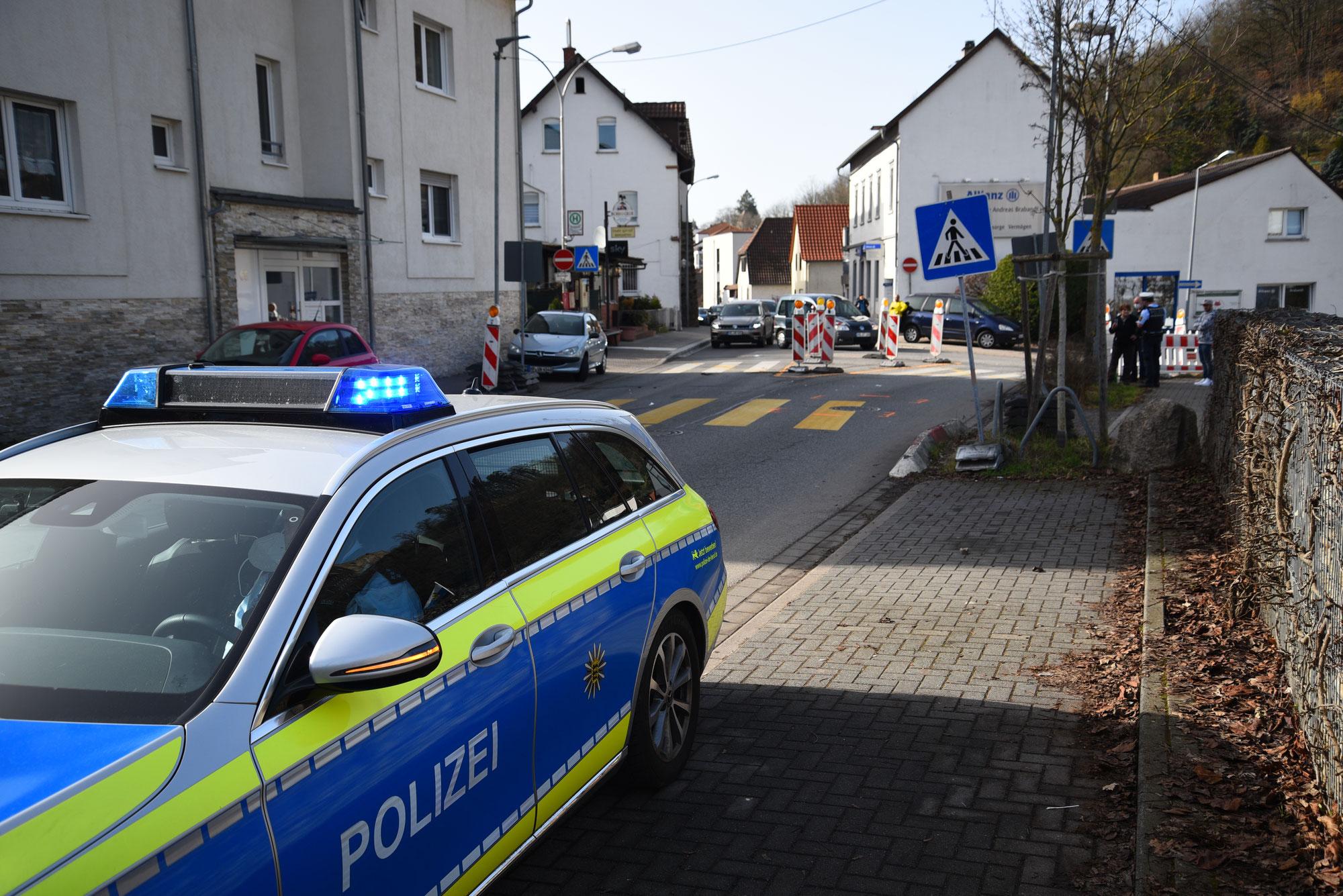 Weinheim: Kind bei Verkehrsunfall schwer verletzt