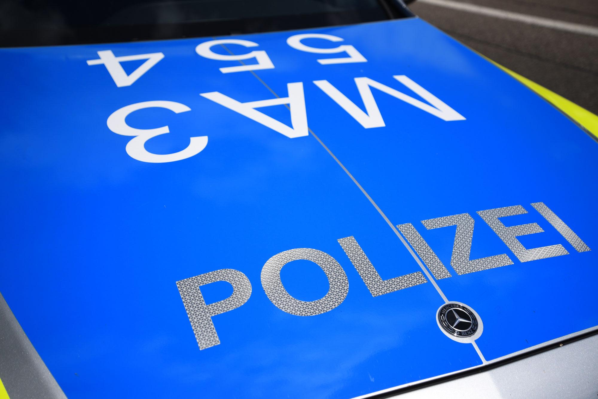 Mannheim-Käfertal: Unfall bei schlechten Witterungsbedingungen - 11.000EUR Sachschaden