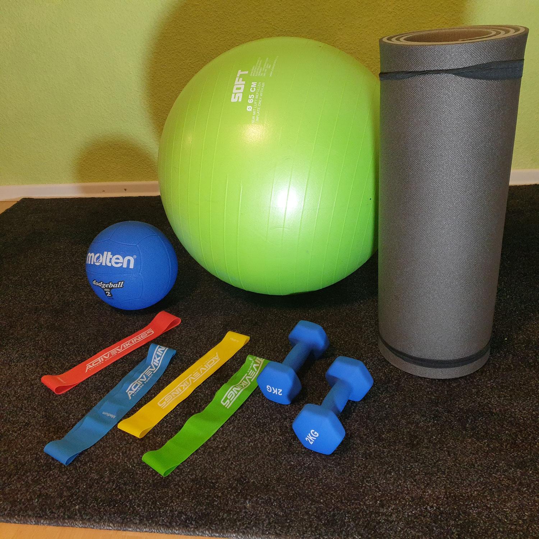 Online Fitness Senioren Ü50
