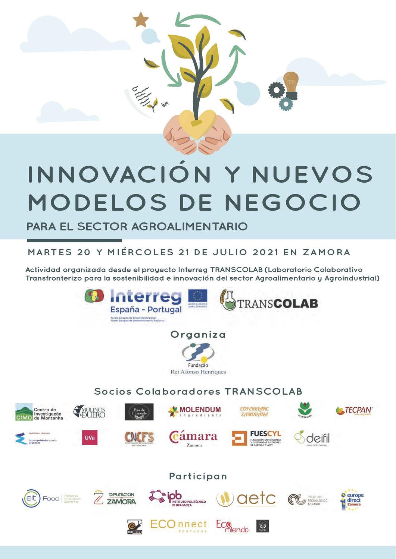 Innovación y nuevos modelos de negocio para el sector agroalimentario.