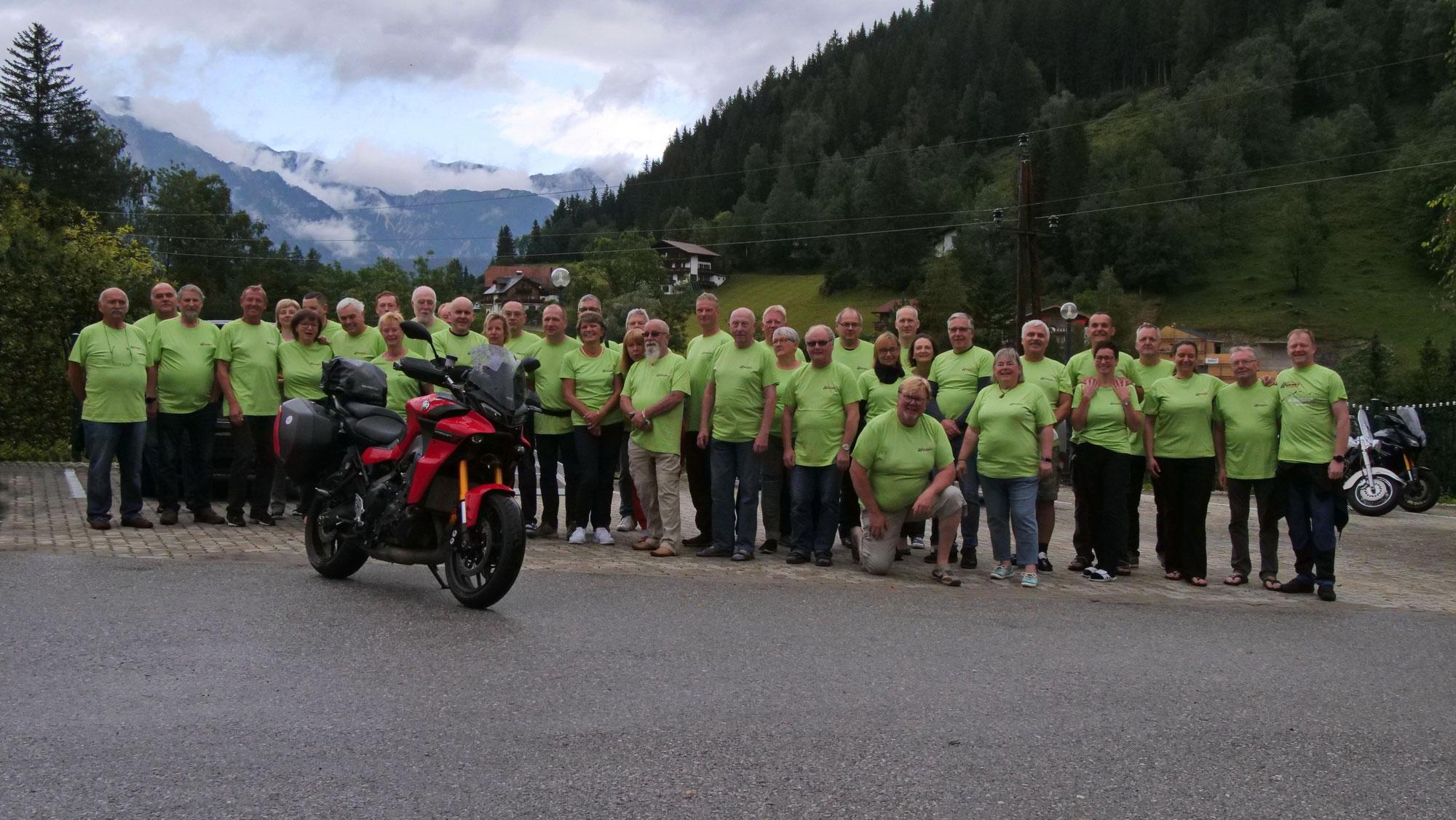 """Rückblick: 11. Alpentour - Steiermark """"das grüne Herz von Österreich"""""""