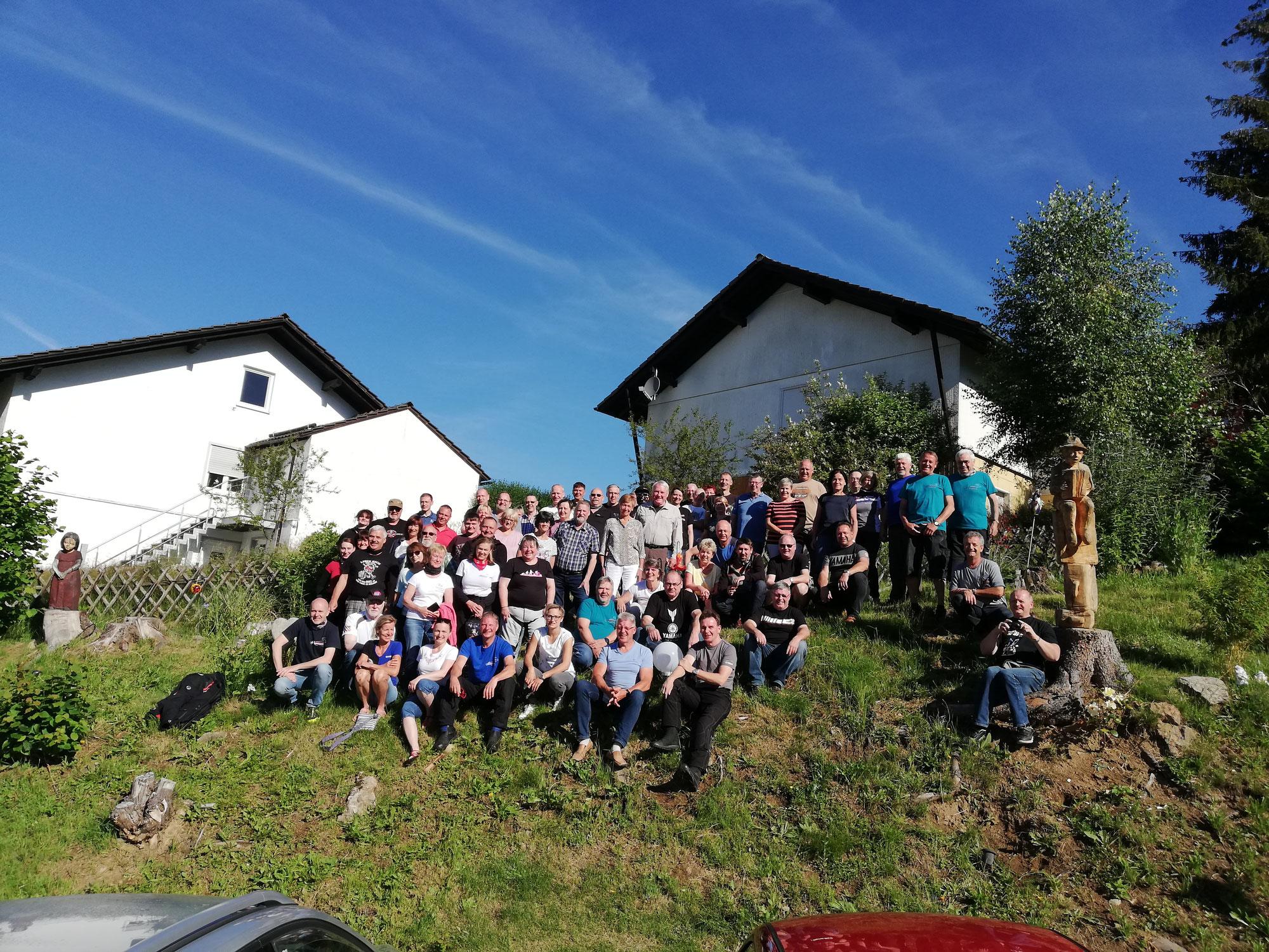 Vorstellung 3TT in die Fränkische Schweiz vom 2. bis 4. Juli