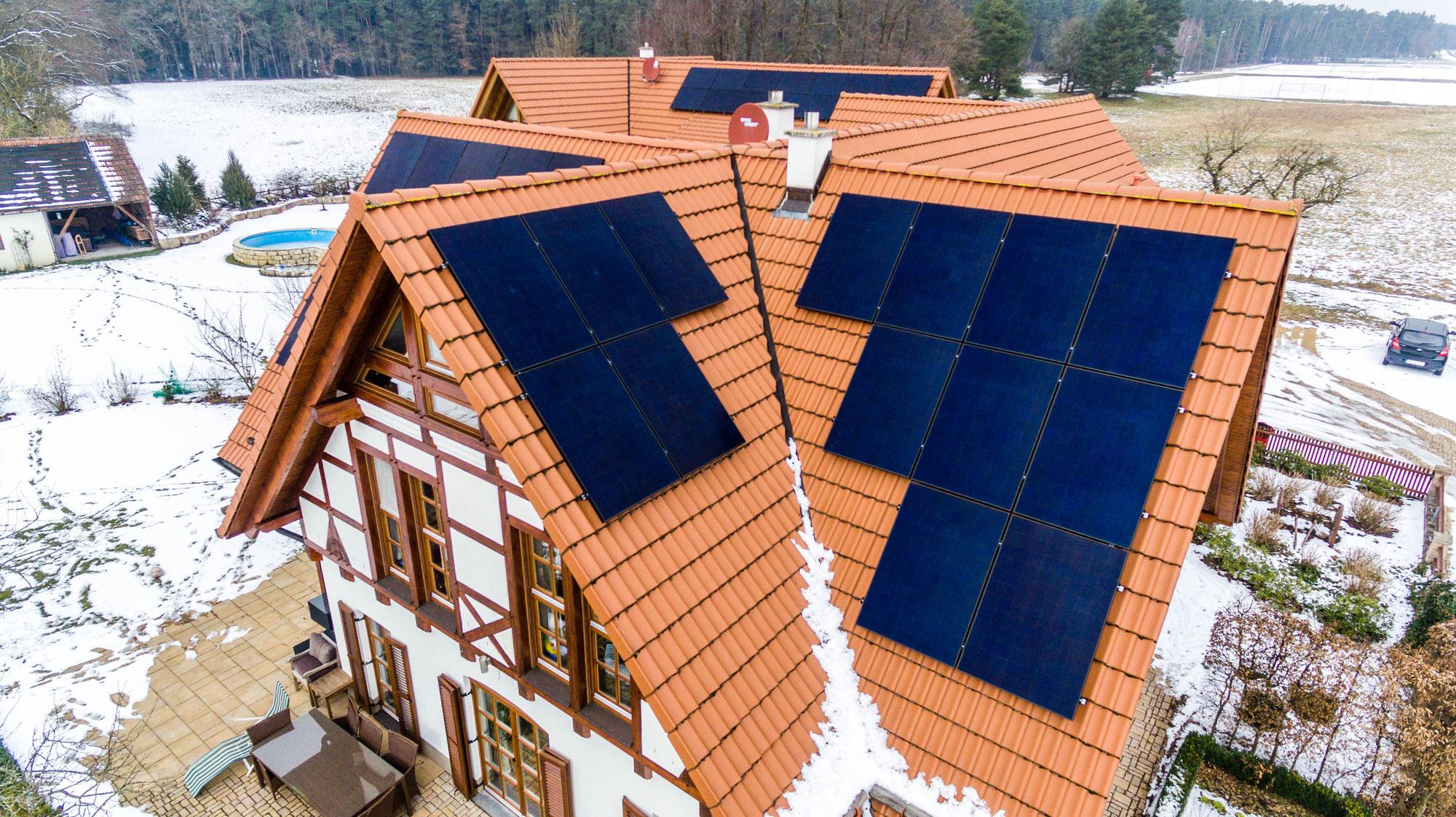 Solaranlage in Nürnberg
