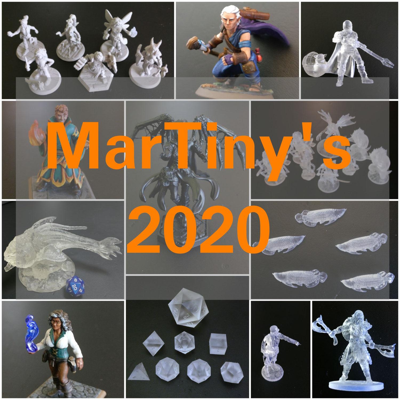 MarTiny's Recap van 2020