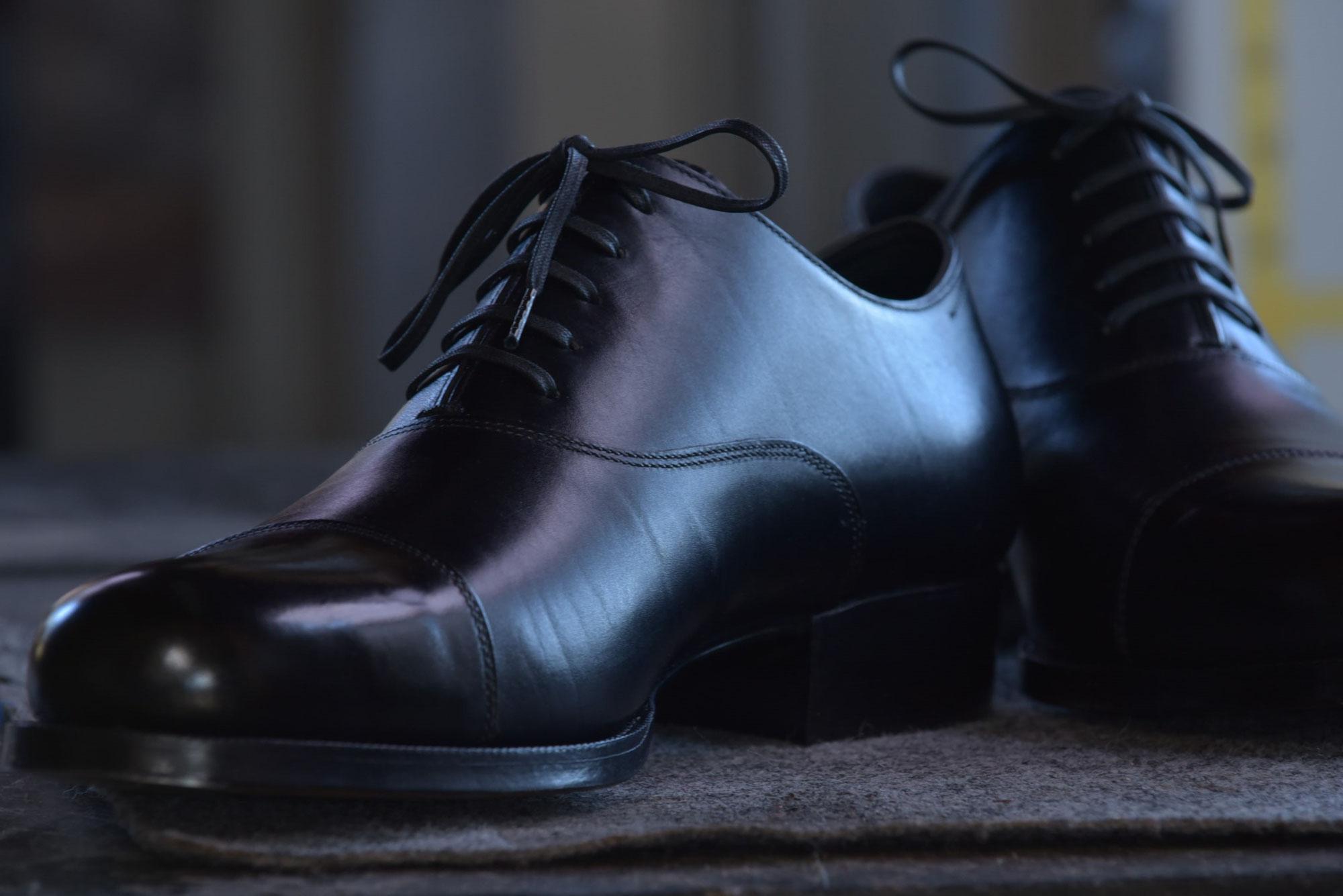 内羽根紳士靴(紳士靴152)