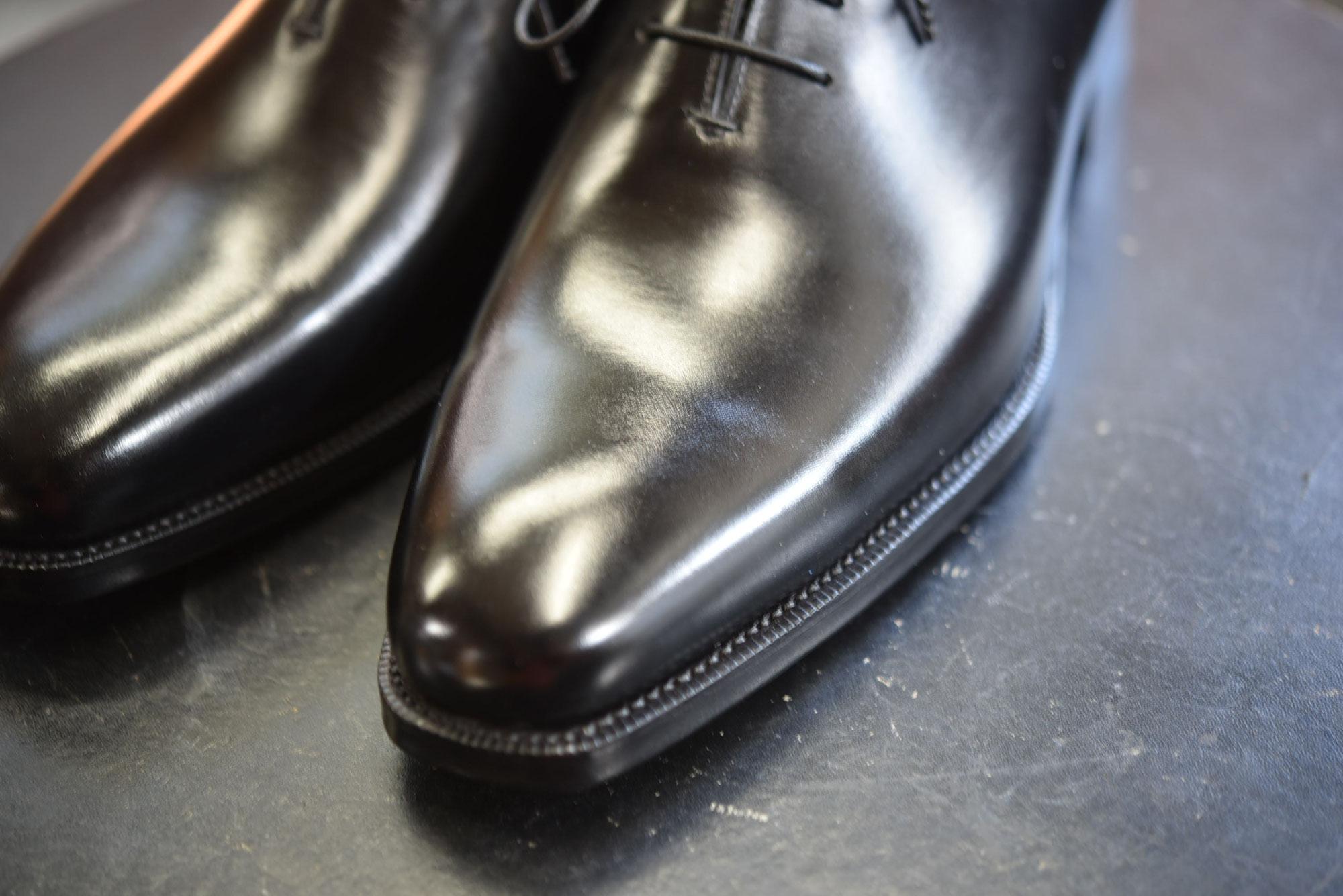 外羽根紳士靴(紳士靴150)