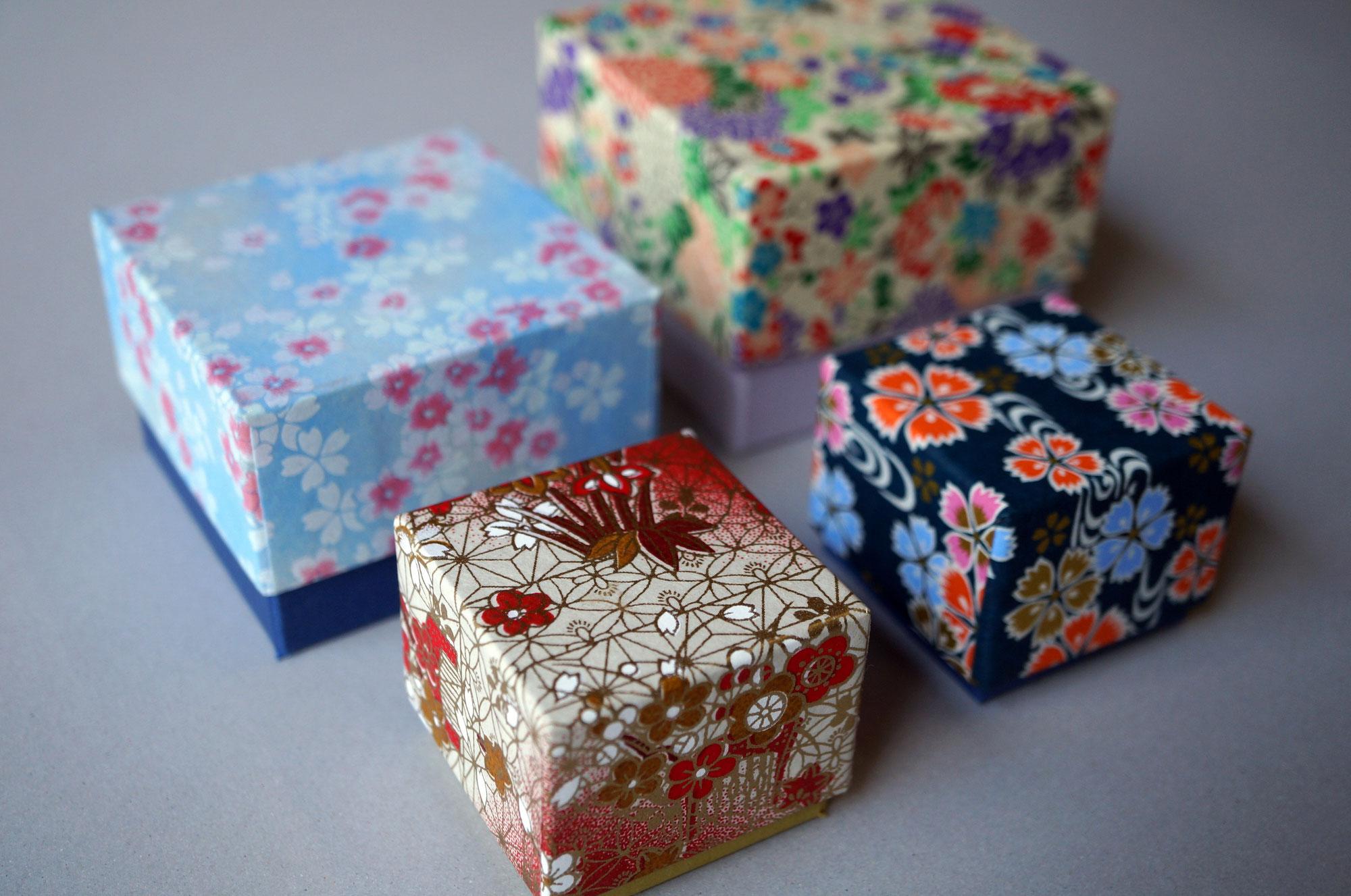 大阪の老舗和紙問屋、多種多彩な和紙で貼り箱を別注で作製支援する新サービス「彩紙器(さいしき)」の取り組み展開