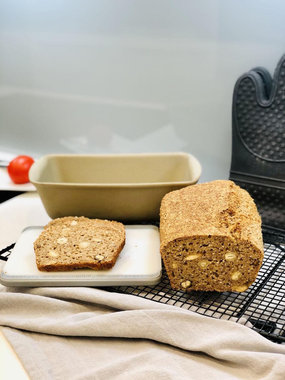 Schnelles Brot mit Nüssen aus dem Pampered Chef® Zauberkasten Plus