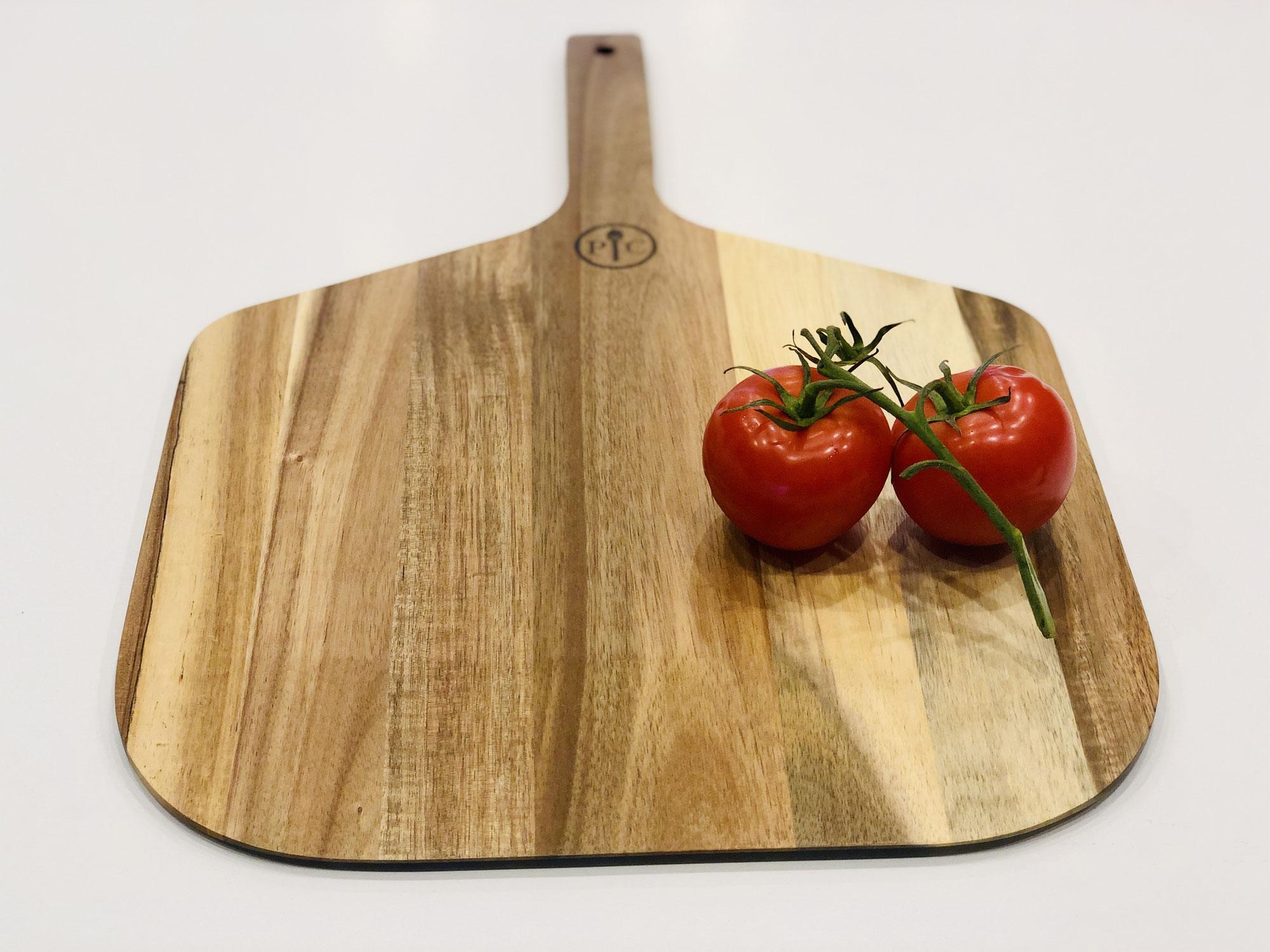 Pizzaschieber aus Akazienholz von Pampered Chef