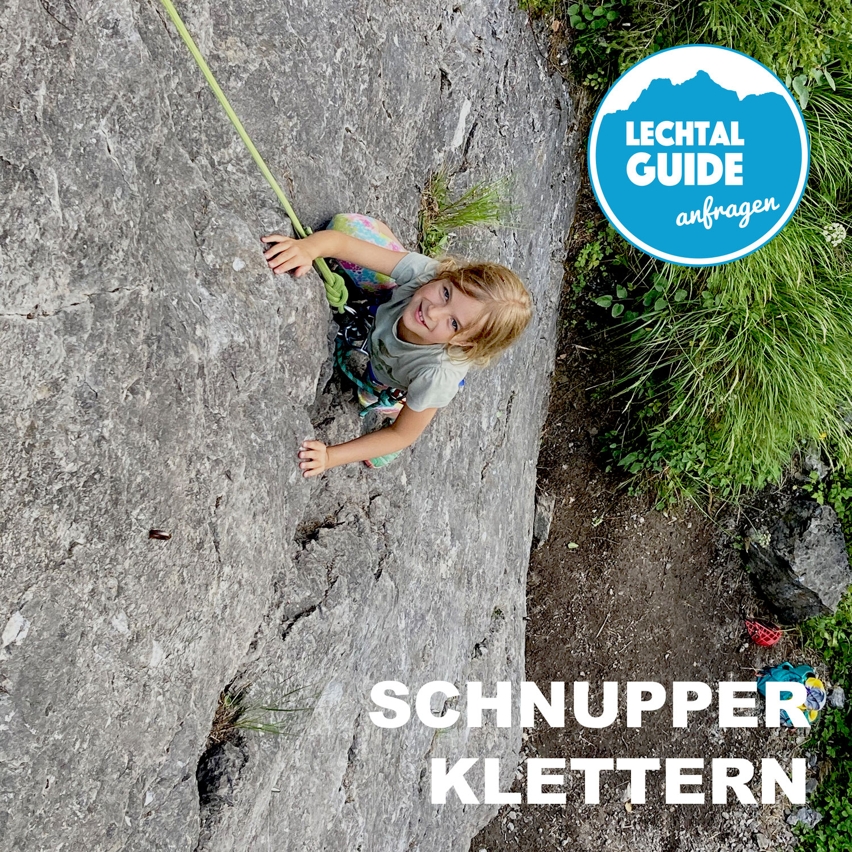 Lechtal - Schnupper - Klettern