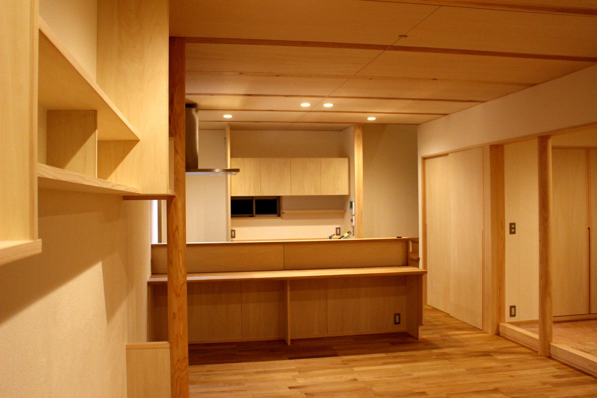 「田原本の家」完成見学会を催します