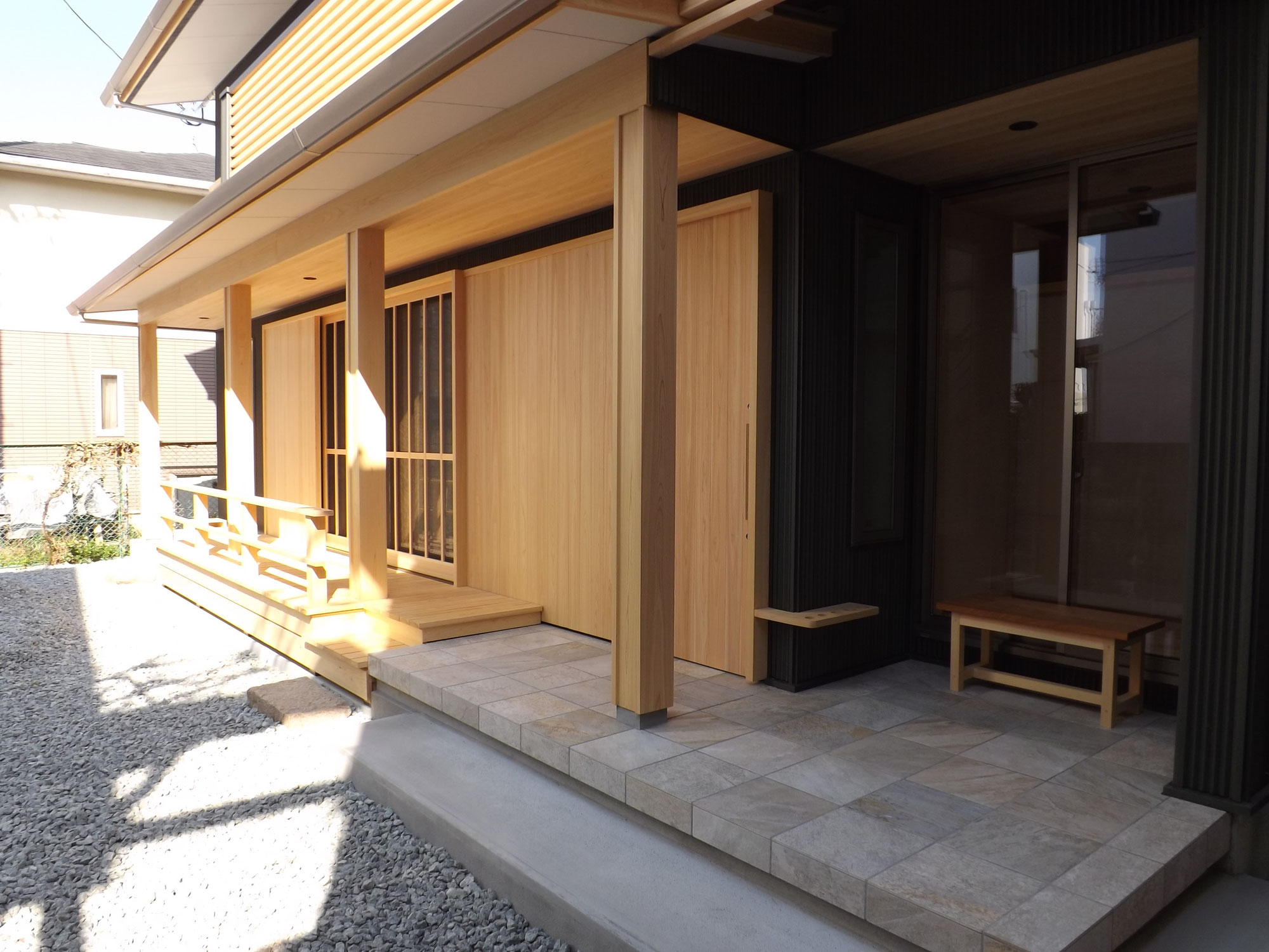 奈良市「法蓮の家」