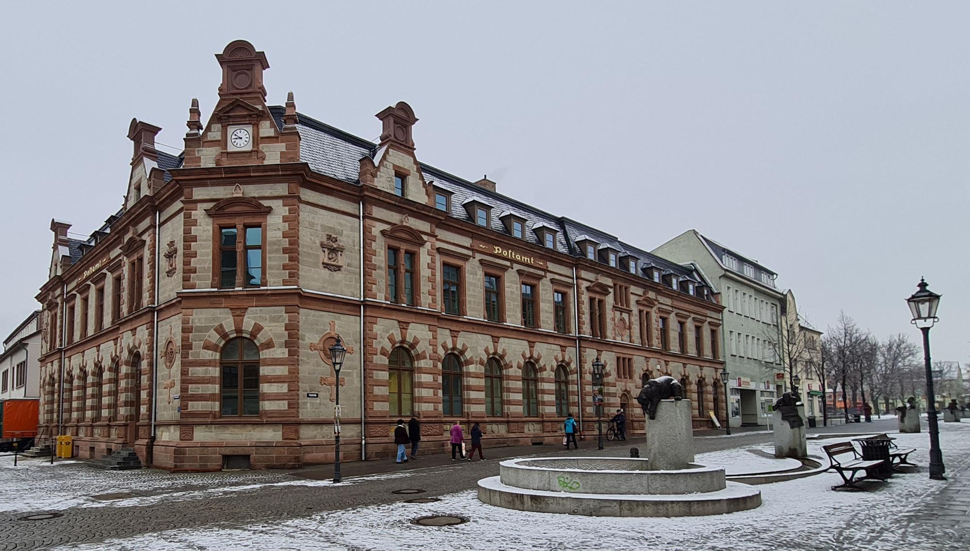 Medizinisches Zentrum Postcarre mit allen Praxen ab 15. Februar startklar