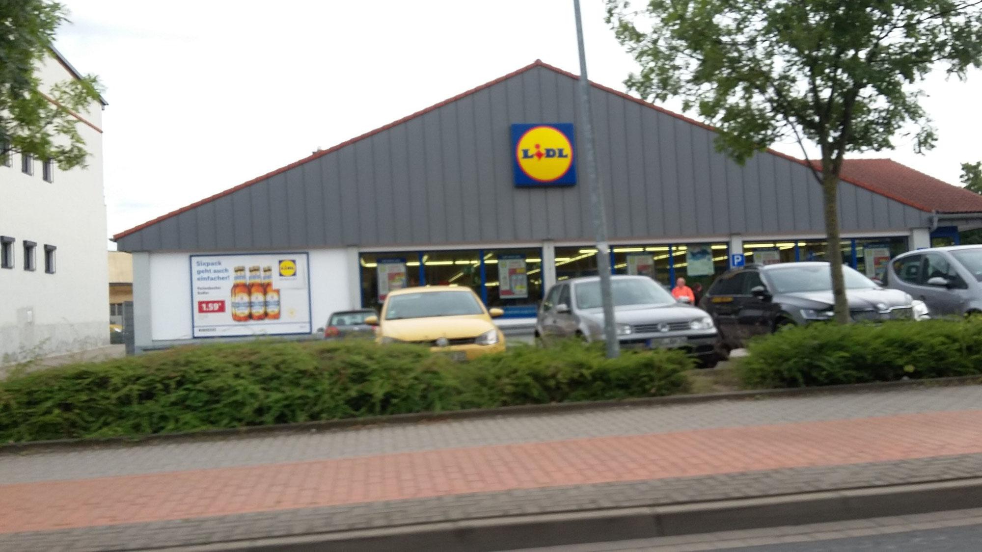 Überfall auf Supermarkt – Täter festgenommen