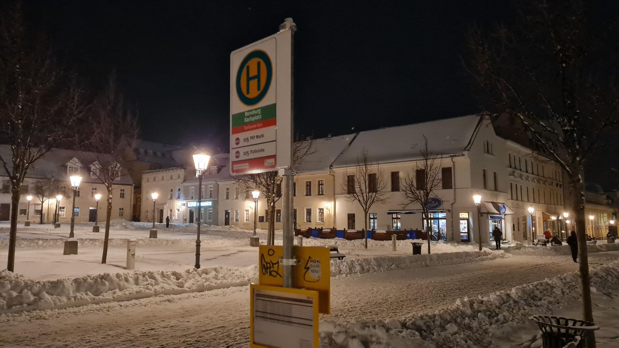 Ab Donnerstag wird Busverkehr wieder aufgenommen