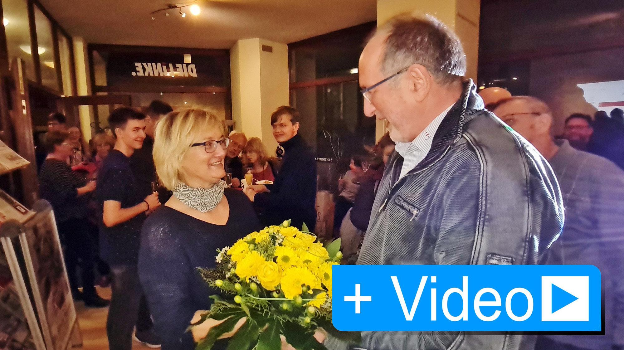 Silvia Ristow gewinnt Oberbürgermeisterwahl in Bernburg