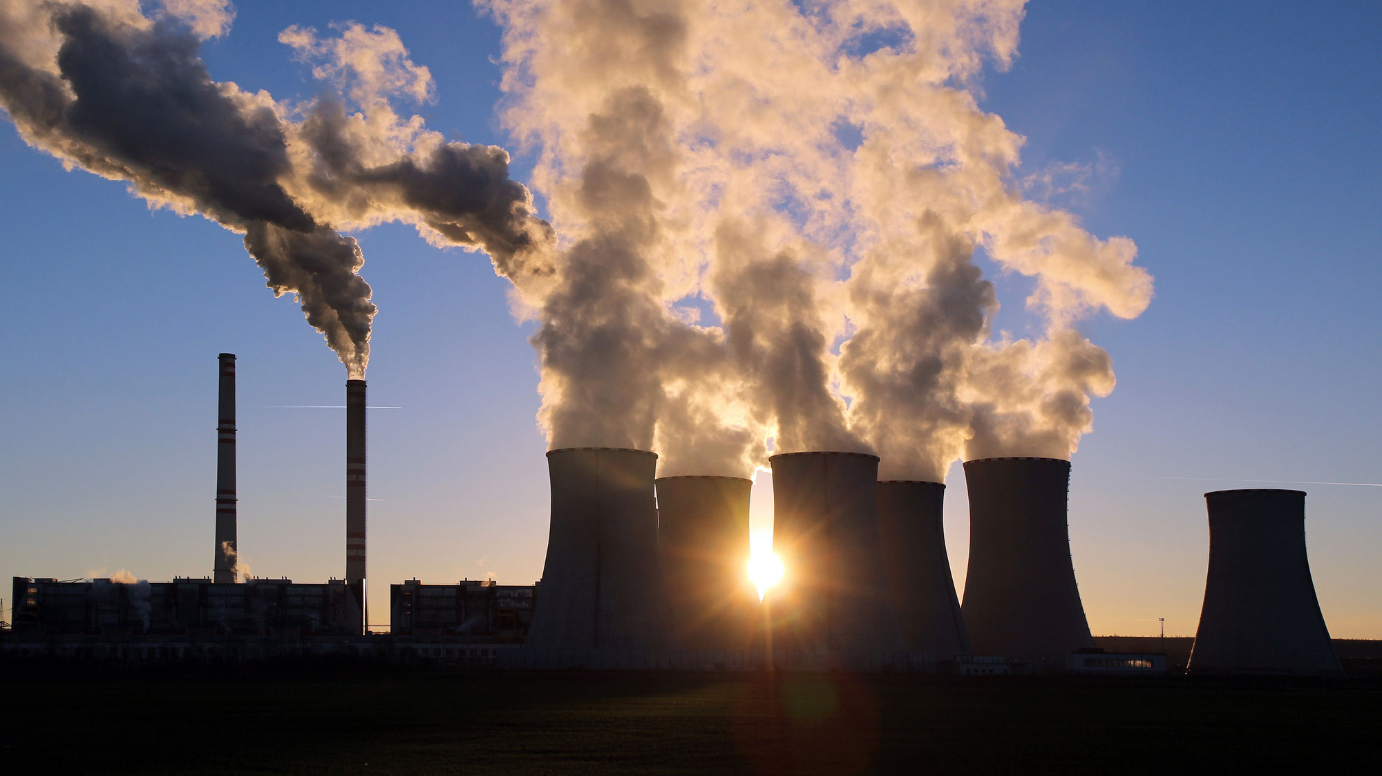 CO2-Konzentration hoch wie nie - Neuer Rekord in der Atmosphäre