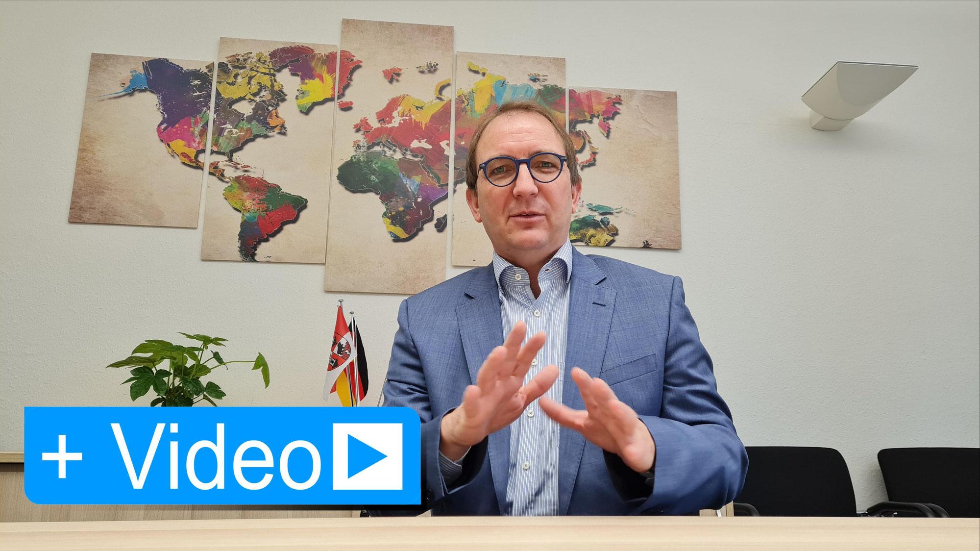Landrat Markus Bauer: Wohin steuert der Salzlandkreis?