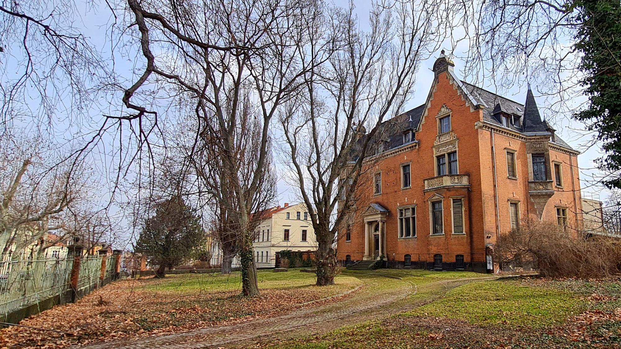 Nach 30 Jahren Leerstand ist eine Lösung für Solvay-Villa in Sicht