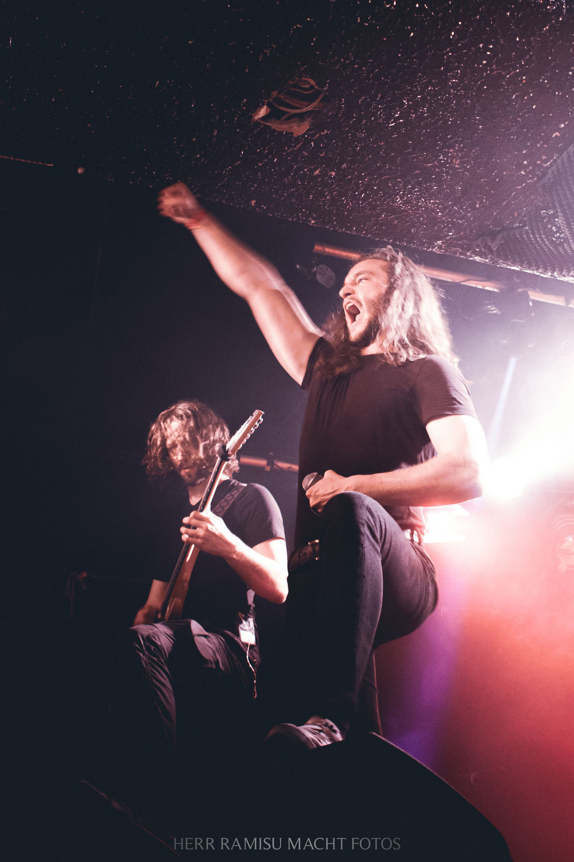 CroworD celebrated 'Crimson Gaze' Release at Viperroom Vienna