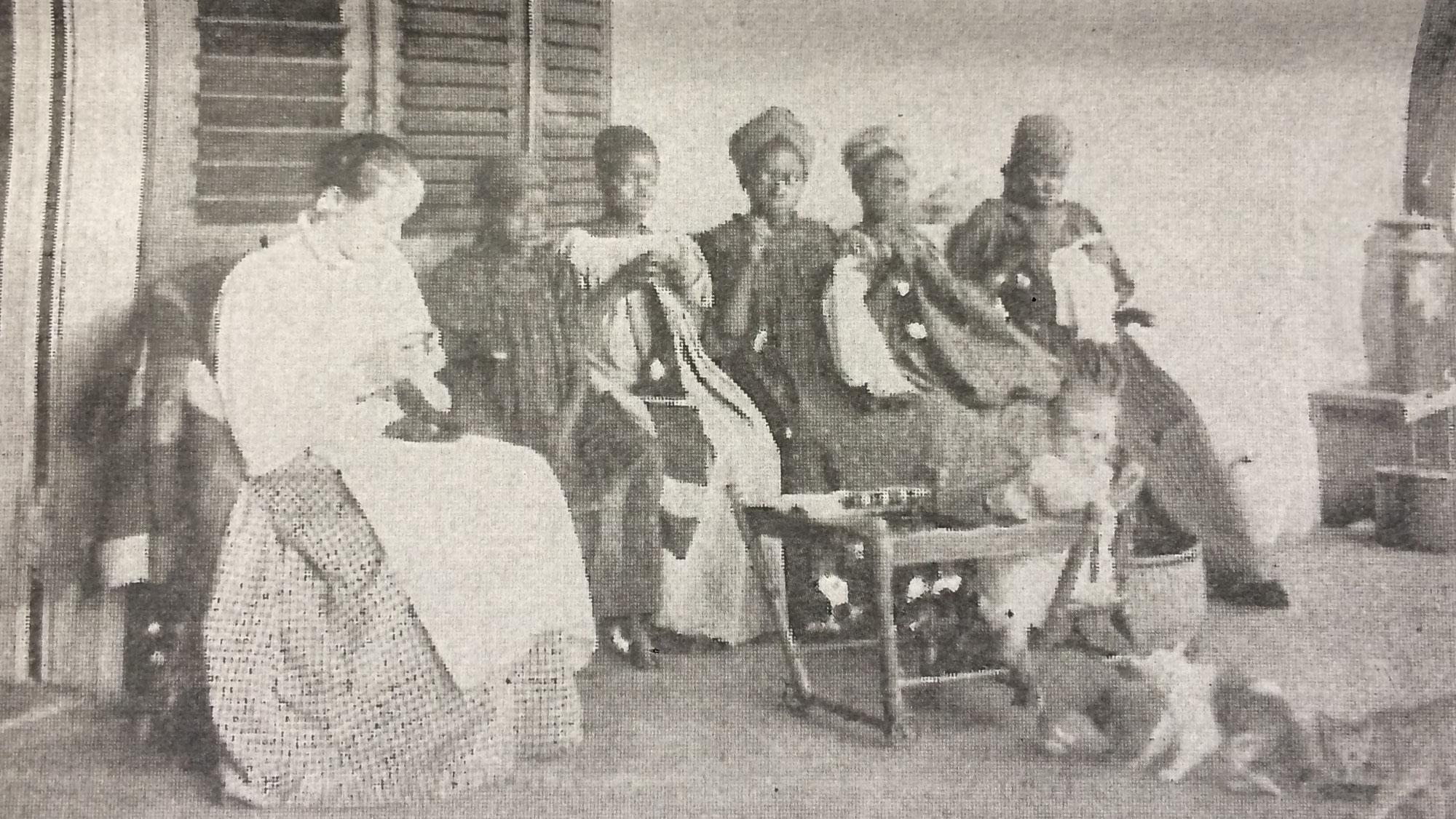 Deutsche Frauen und der Kolonialismus