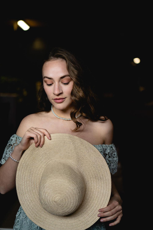 Portraitfotografie im Fotostudio - Lena