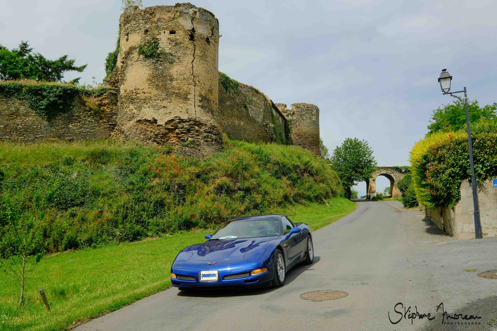 Les Anglaises invitent ... le Rallye Oenotouristique