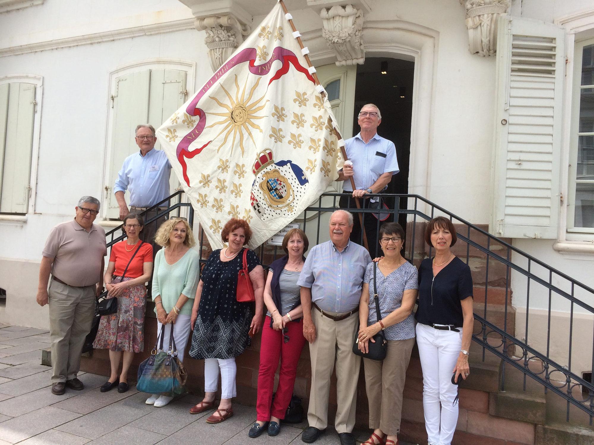 18-21 juin 2019 : Voyage à Zweibrücken et en Nord Alsace
