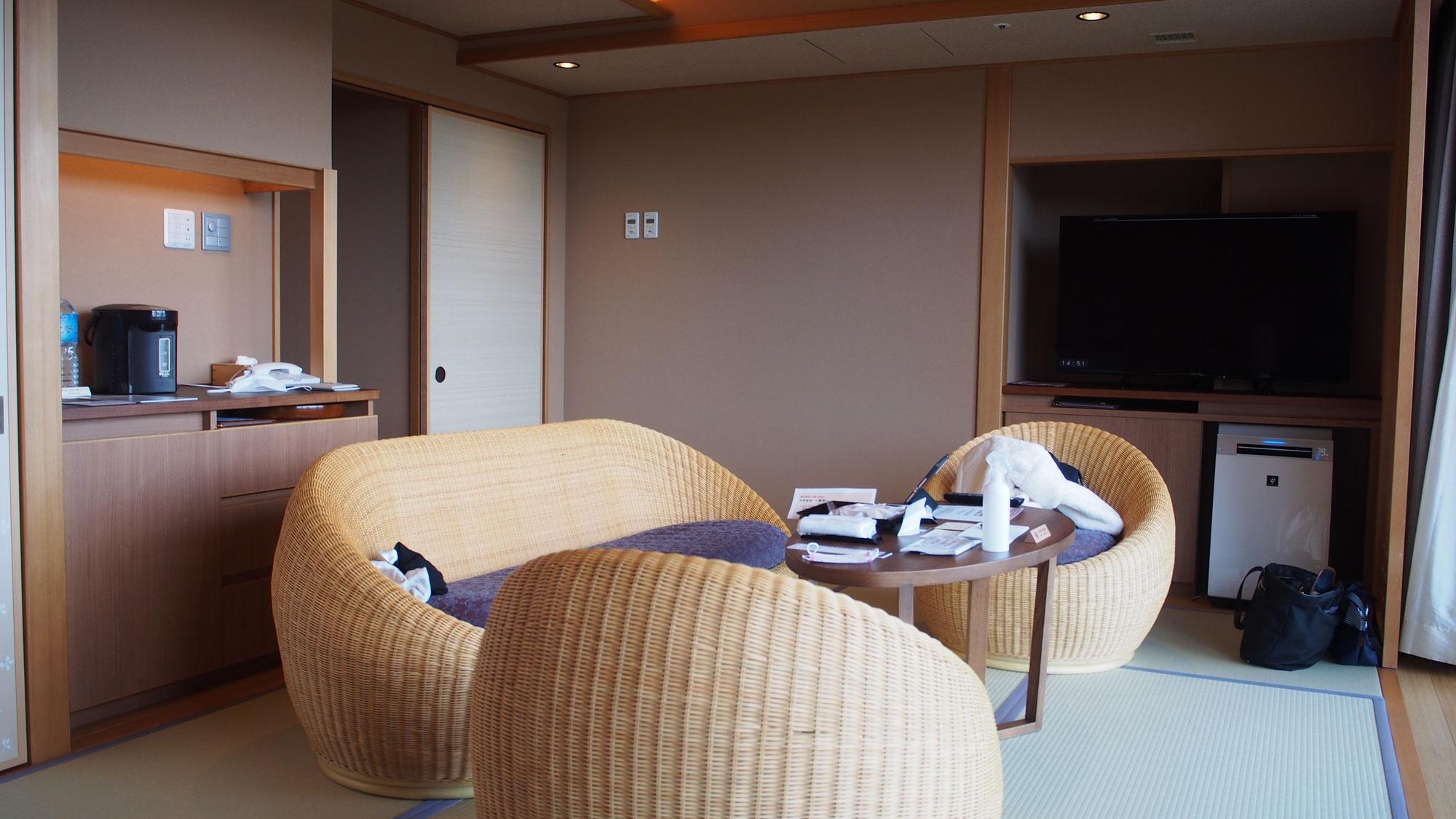 有馬グランドホテル別墅結楽(べっしょゆら)へ!すごくよかった!