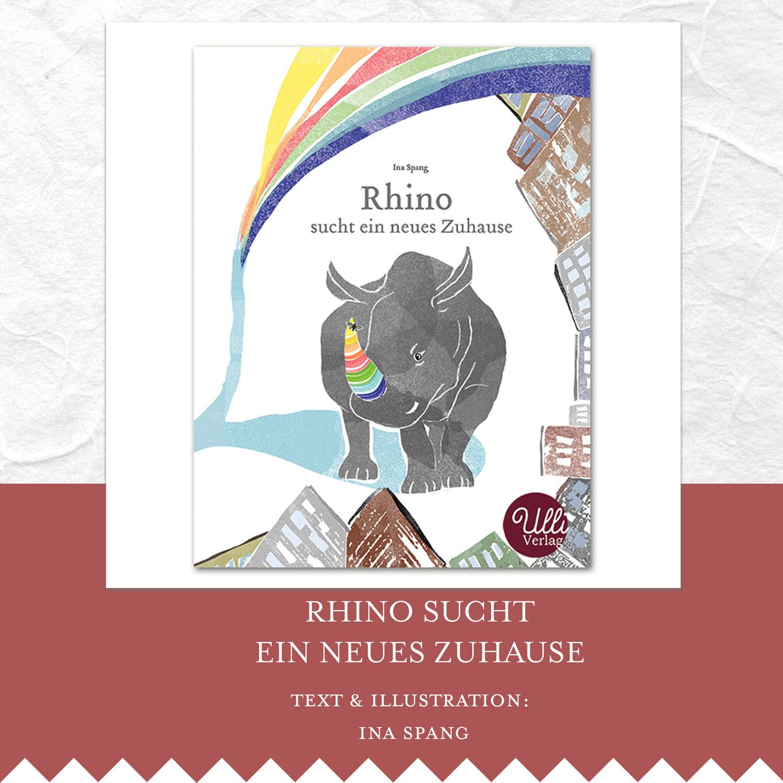 Rhino sucht ein neues Zuhause