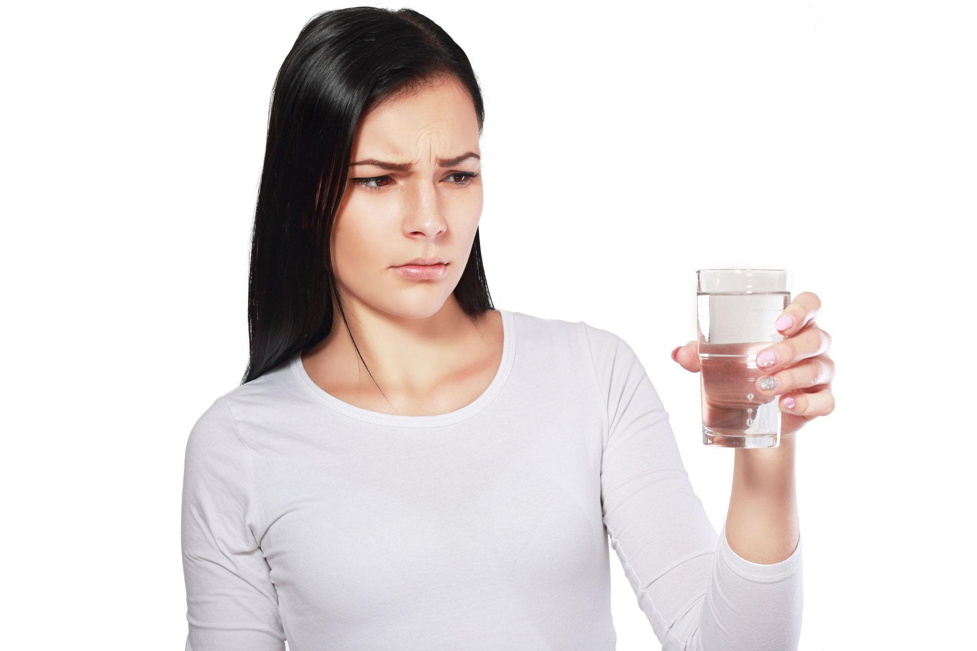 Lösungsmittel im Trinkwasser