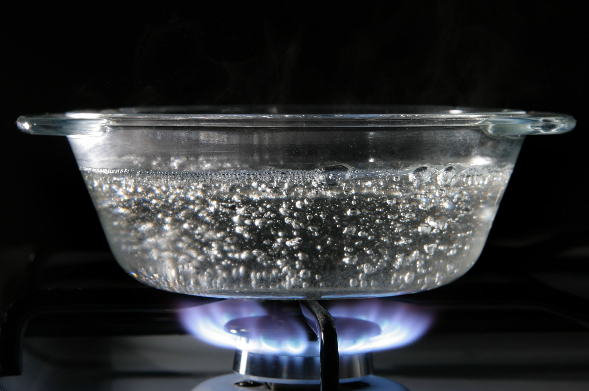 Coliforme Bakterien: Wasser wird gechlort