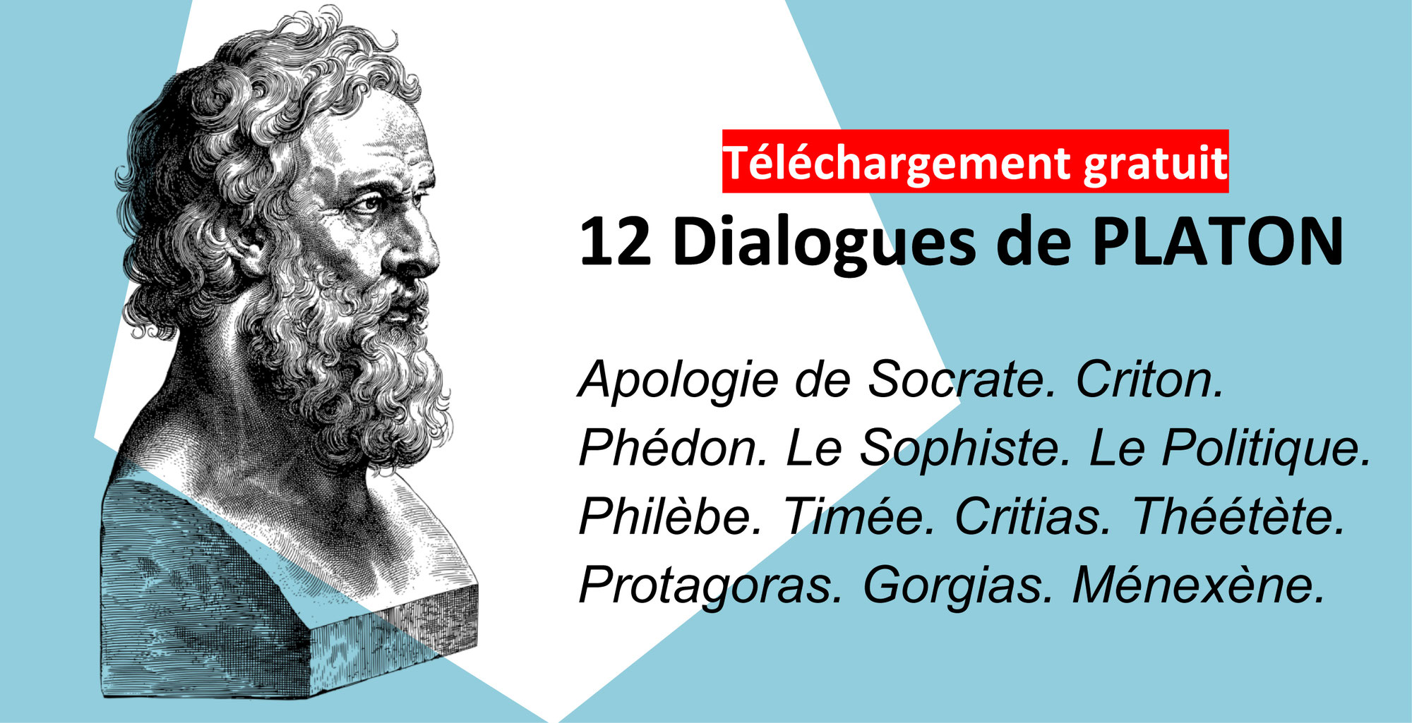 12 DIALOGUES DE PLATON en téléchargement gratuit (format PDF)