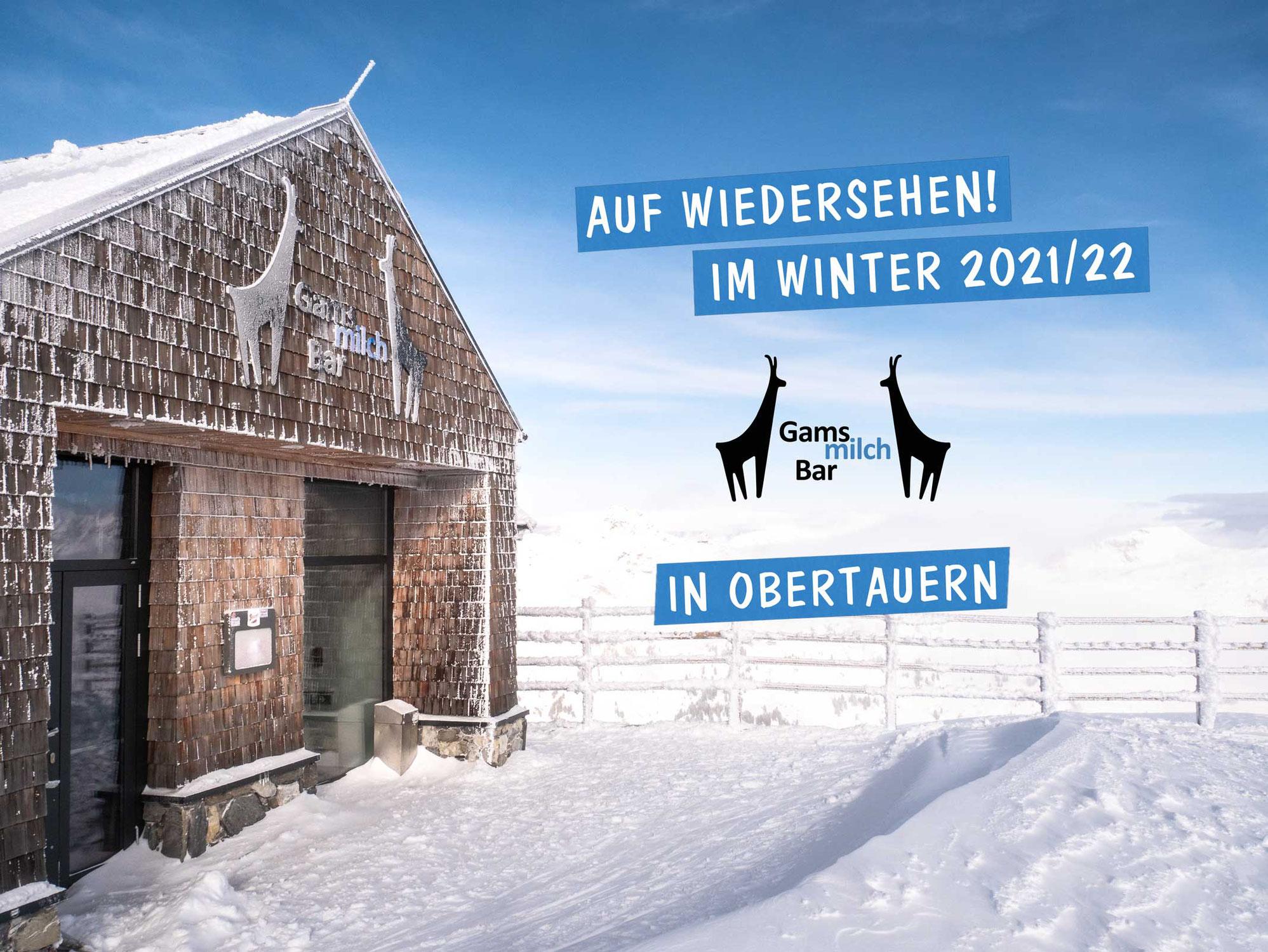 Auf Wiedersehen im Winter 2021/22!