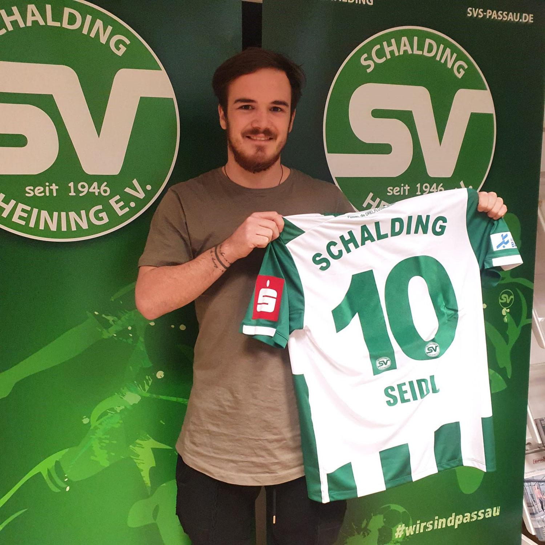 Chris Seidl kehrt ab Sommer an den Reuthinger Weg zurück!