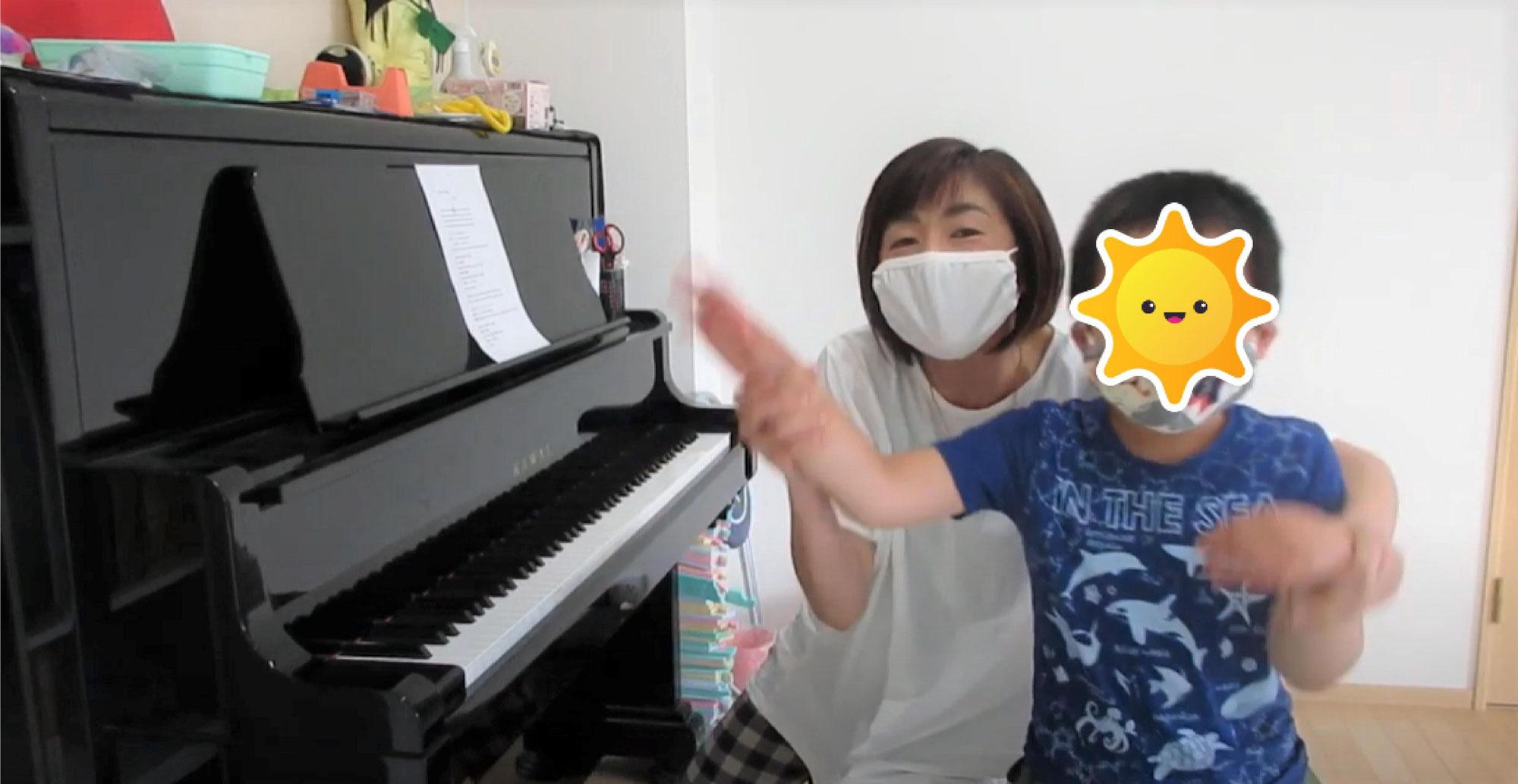 仮面ライダーもガチで歌っちゃうお教室!