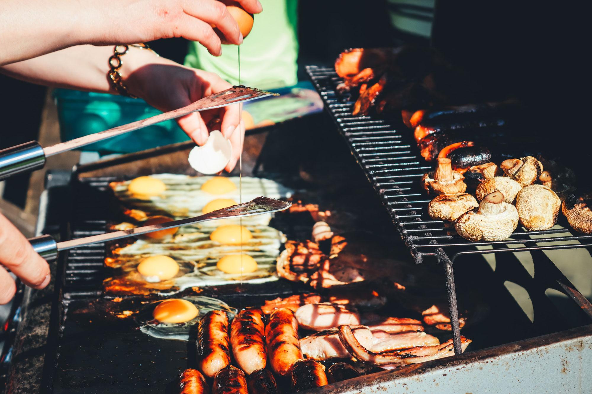 It's barbecue time! Low Carb Grillen & kohlenhydratarme Beilagen für den perfekten Grillabend