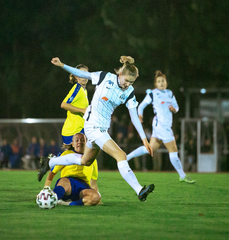 Trotz grosser Gegenwehr klare Niederlage für FFC Uzwil