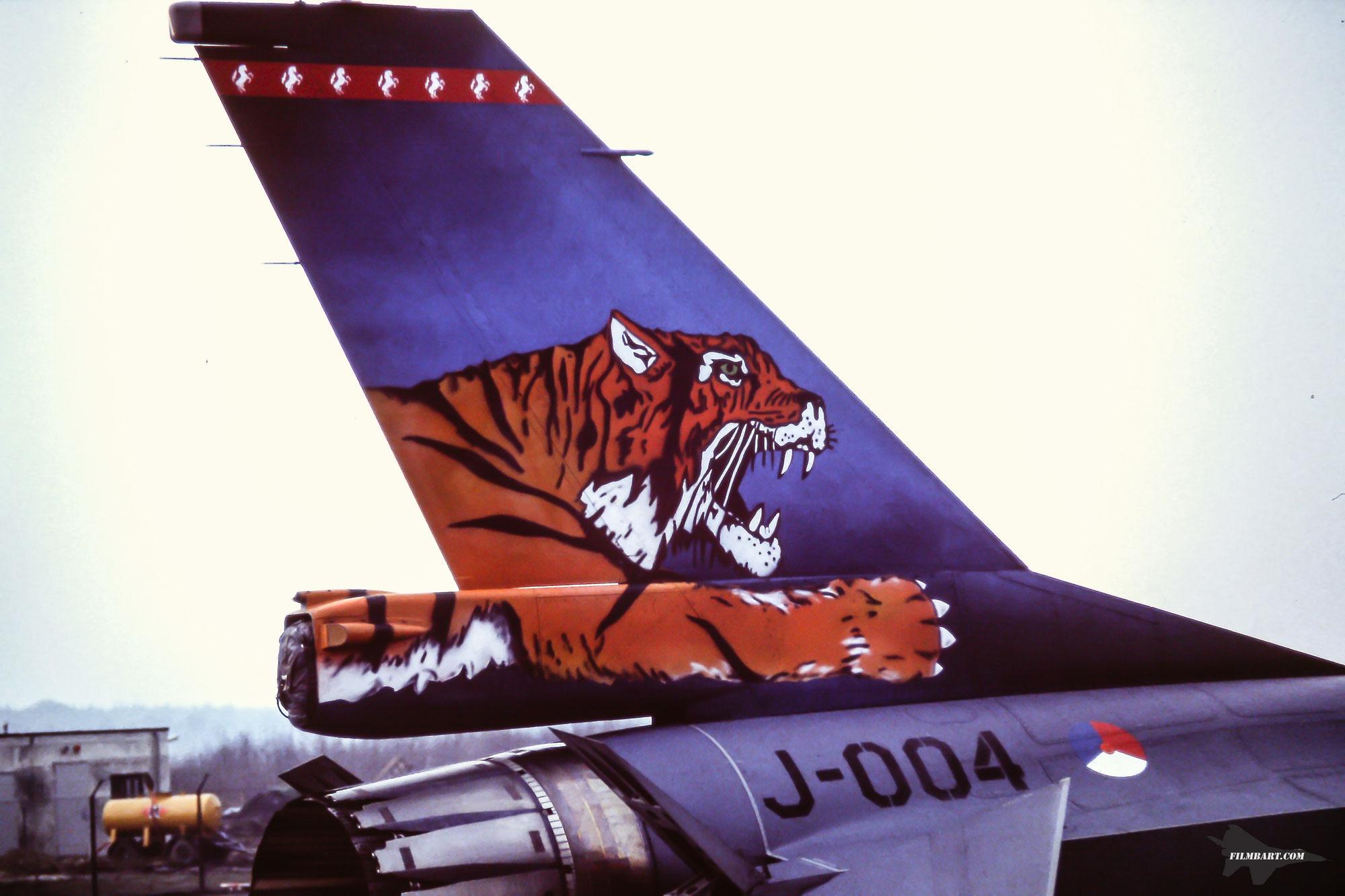 Tigers at Twenthe '92