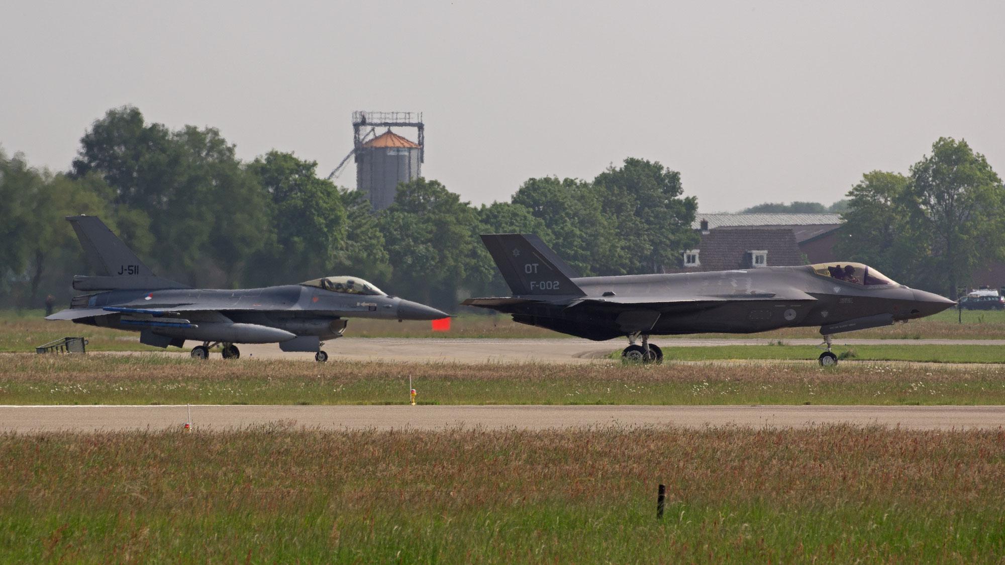 Belevingsvluchten F-35