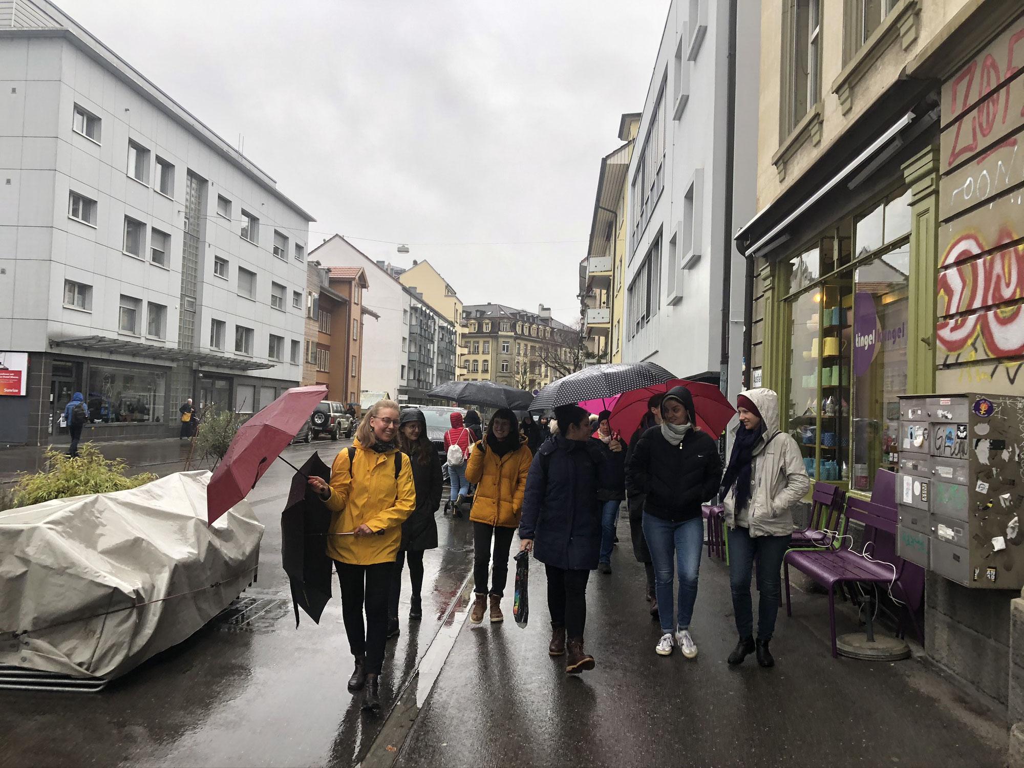 BENE Stadtrundgang