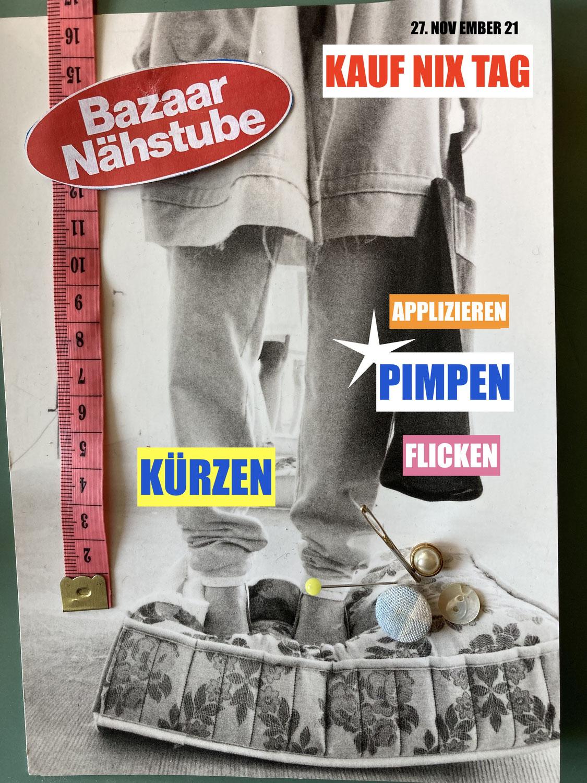 Kleiderflick-Kurs