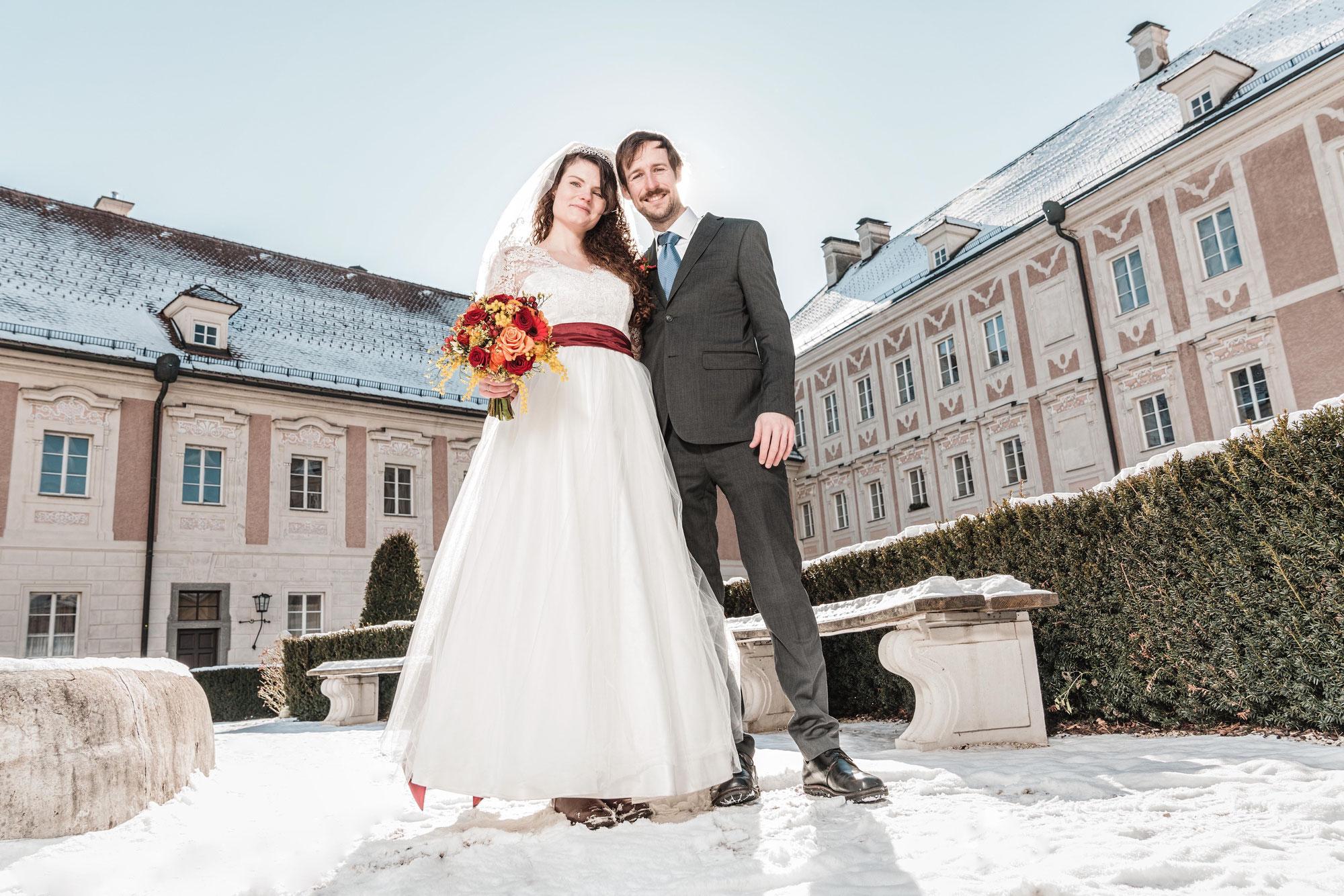 Hochzeit von Katrin und Johannes