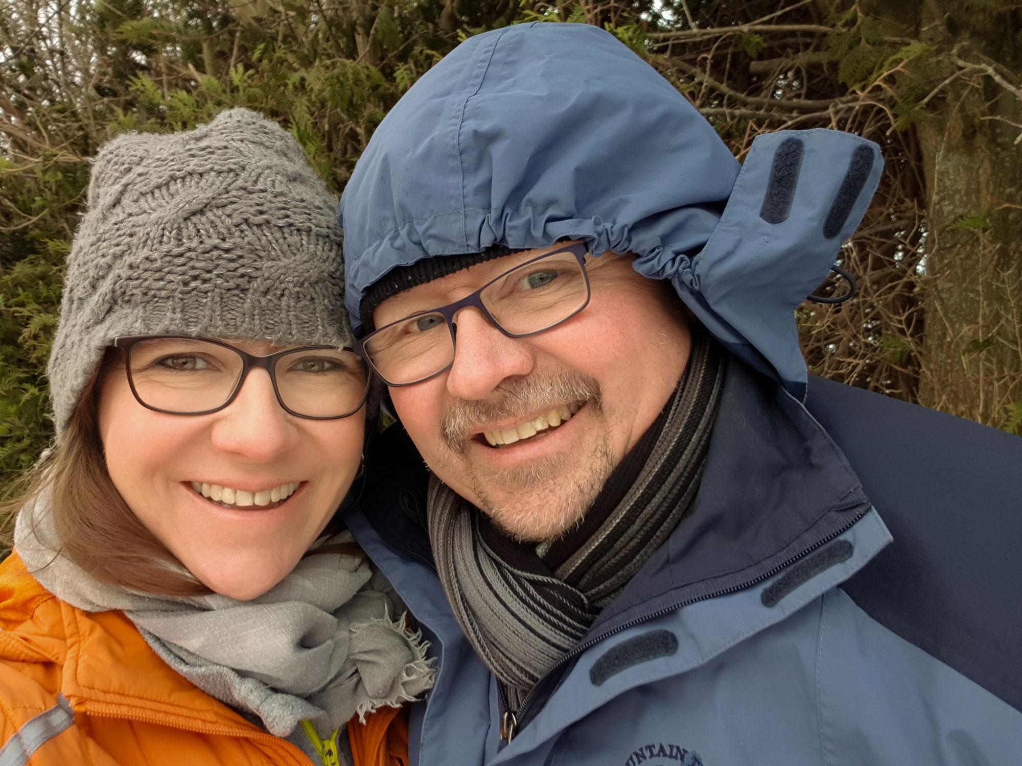 Unser Monatsrückblick Februar 2021 | Von Frost, Glück und unglaublicher Freude | Unsere Highlights im Februar ♡