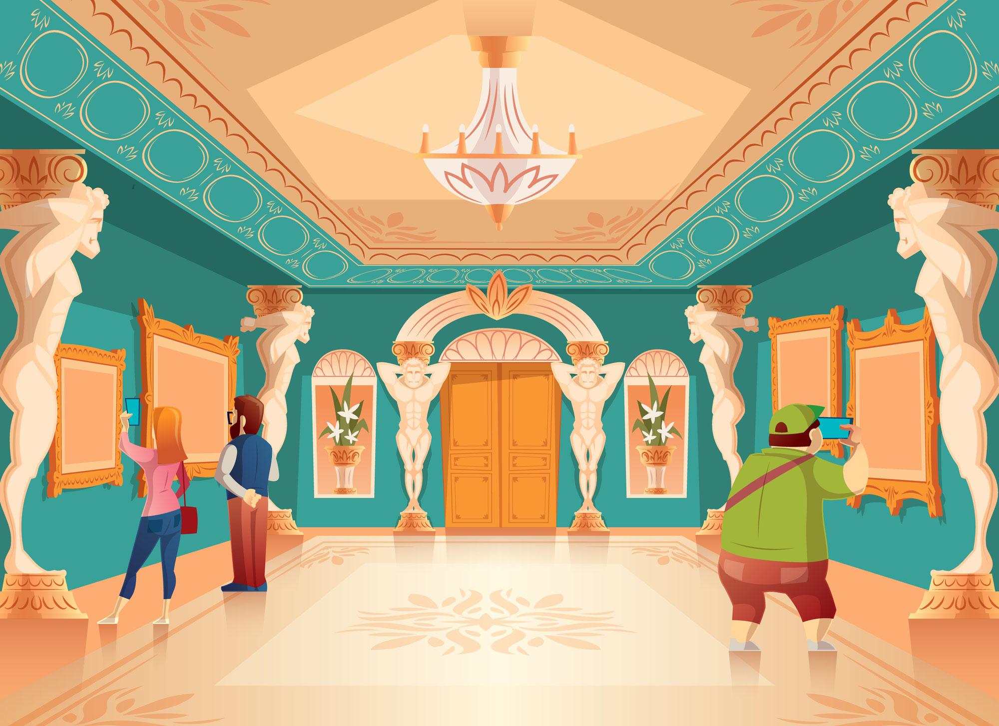 Galerie abstrakt öffnet bald !