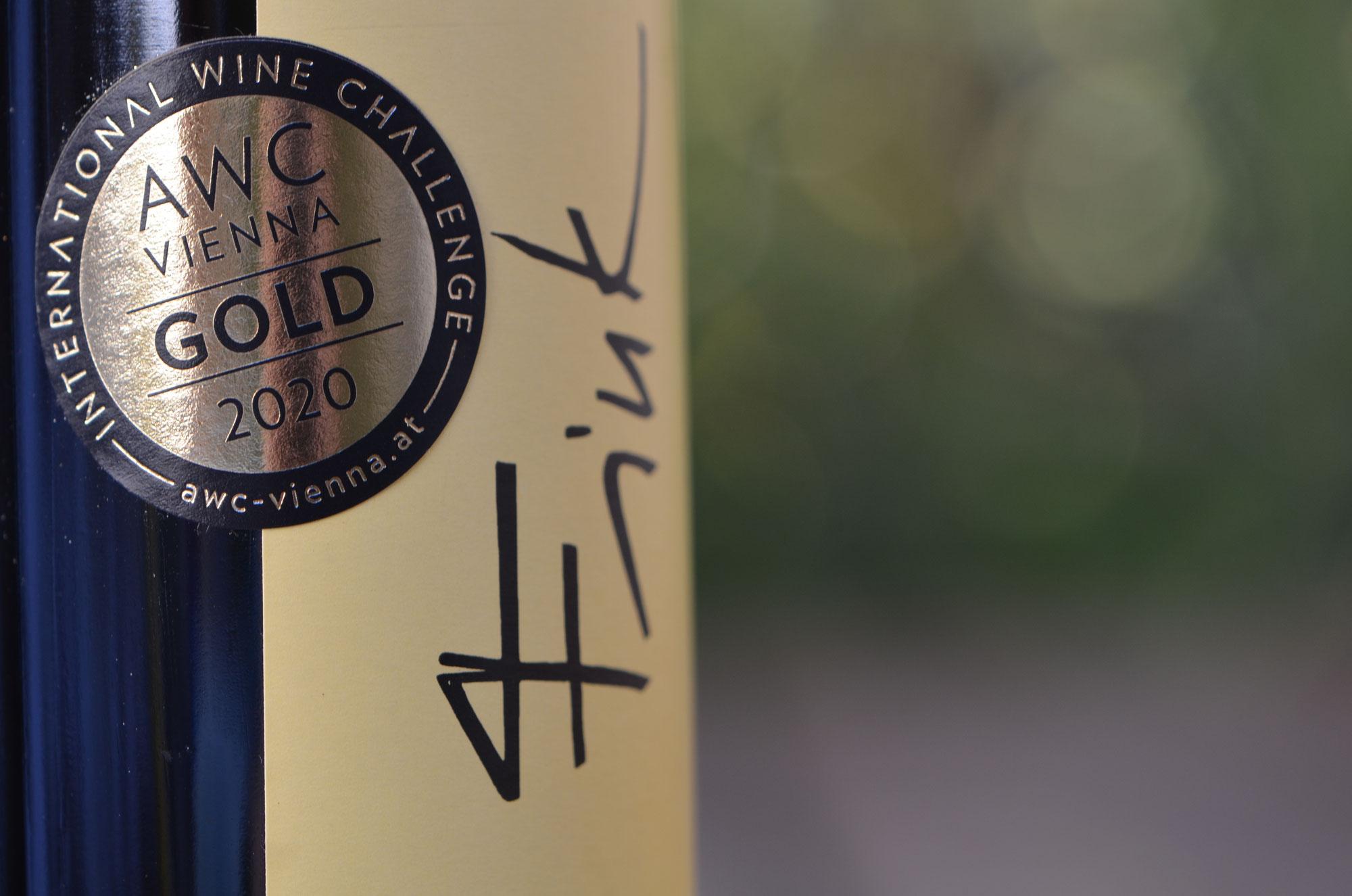 Acht Goldmedaillen bei der Austrian Wine Challenge 2020
