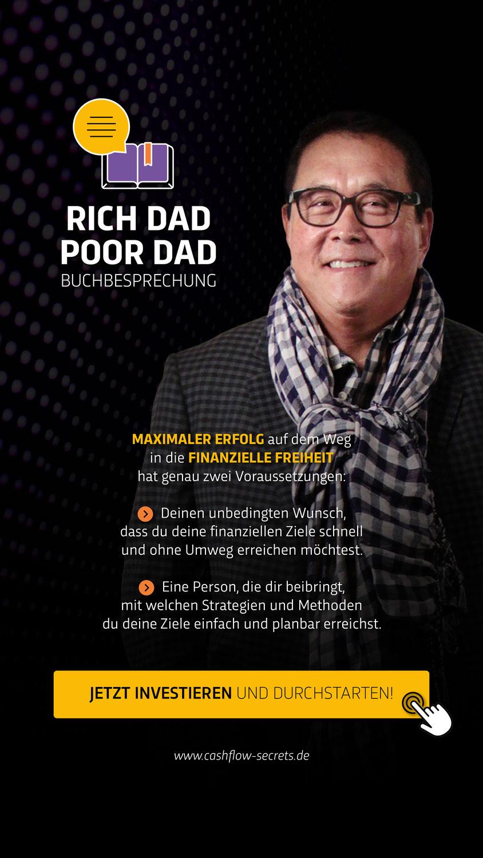 Rich Dad Poor Dad - Buchbesprechung