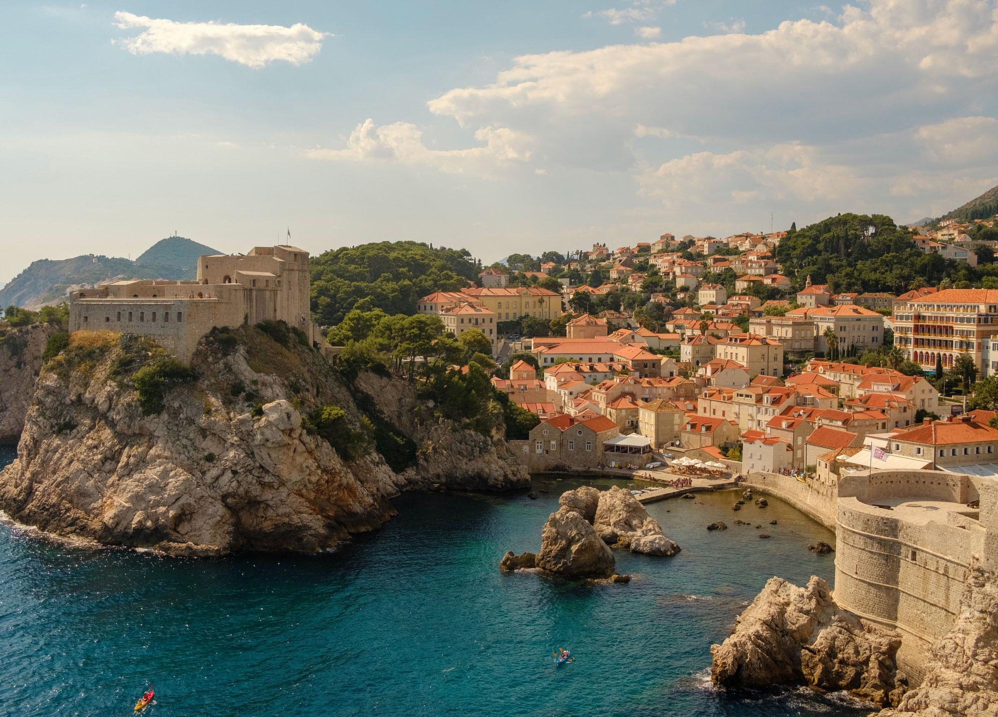 Flitterwochen in Kroatien