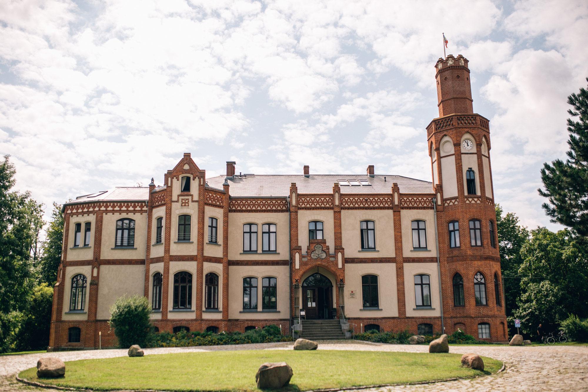 Schloss Gamehl - Das Hochzeitsschloss