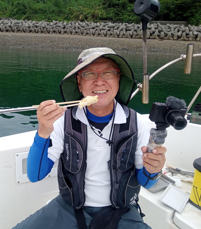 9月7日 YouTubeチョーさんのときどき釣り日記